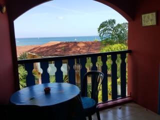 Studio belle vue mer des Caraïbes - Sainte-Anne vacation rentals