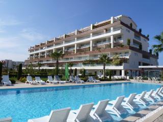 BABYLON 55.  3 bed duplex 5 star home , sleeps 6  in prime location - Evrenseki vacation rentals