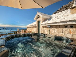 Romantic stone house TONIA with jaccuzzi & seaview - Brela vacation rentals