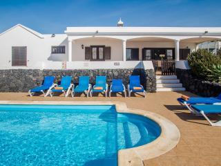 5 bedroom Villa with Internet Access in Playa Blanca - Playa Blanca vacation rentals
