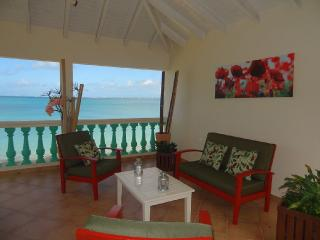 Cosy Historical Beachfront Cottage - Grand Case vacation rentals