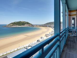 Playa de La Concha 2 by FeelFree Rentals - San Sebastian - Donostia vacation rentals