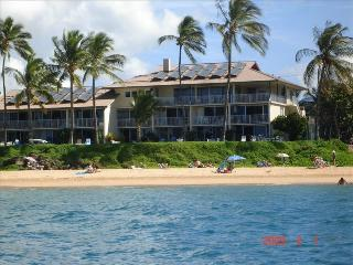 Hale Pau Hana Beachfront Corner Unit - Kihei vacation rentals