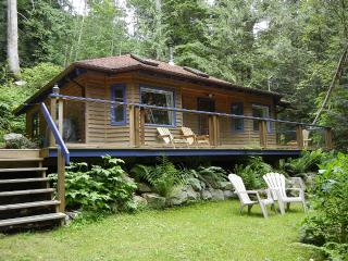 Cute Forest Cottage Just Steps from a Quiet Family - Sechelt vacation rentals