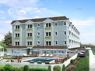 Wildwood Crest Condo with Ocean Views - Wildwood Crest vacation rentals
