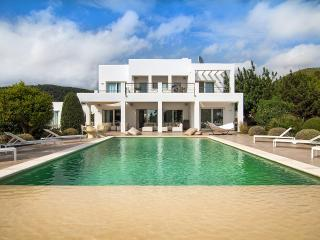 Villa Vista Cala Jondal, Sleeps 14 - Es Cubells vacation rentals