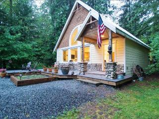 #01 Cabin near Mt. Baker with WiFi & Hot Tub! - Glacier vacation rentals