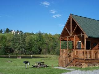 Feb-March $100 OFF 3-6 NT-Meadow View Log Cabin - Jefferson vacation rentals