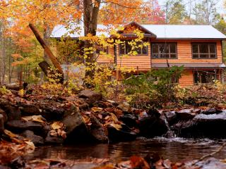Poplar Creek Farm - Creekside Apartment - Green Mountain vacation rentals