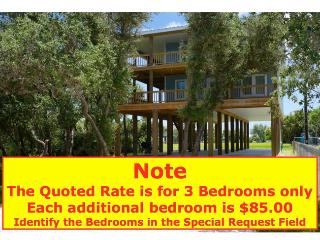Nice House with Internet Access and A/C - Port O Connor vacation rentals