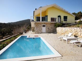 Beautiful villa with pool - Vinisce vacation rentals