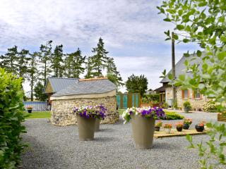 3 bedroom Farmhouse Barn with Internet Access in Martigne-Ferchaud - Martigne-Ferchaud vacation rentals
