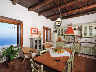 Painting house amalfi coast sea view - Conca dei Marini vacation rentals