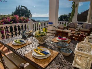 Villa with private pool second line beach-LG - Estepona vacation rentals