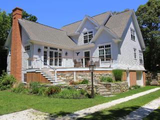 CENCR - Oak Bluffs Luxury Summer Retreat, - Ferry Tickets, Large Private Deck, Lagoon Beach Rights -Great Area for Kayaking. - Oak Bluffs vacation rentals