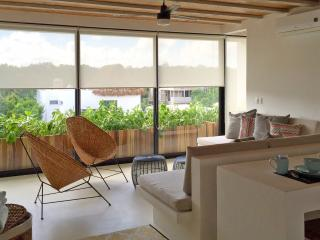 Terrace Condo Bugambilia - Tulum vacation rentals