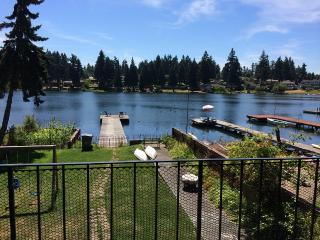 Modern Lake House (Main House) - Federal Way vacation rentals