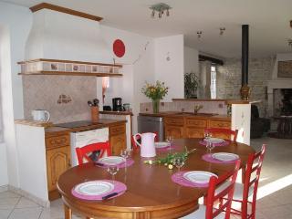 Gîte chez Agnès en Marais poitevin - Le Gue-de-Velluire vacation rentals