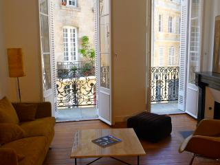 Bright 2 bedroom Bordeaux Apartment with Internet Access - Bordeaux vacation rentals