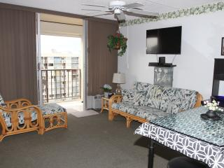 CHARMING 24TH FLOOR STUDIO - 2 blocks to beach - Honolulu vacation rentals