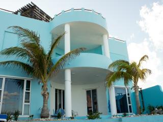 Casa Cielo 2-3BR Oceanfront Villa - Isla Mujeres vacation rentals