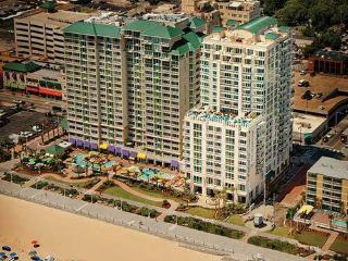 Newest Oceanfront Resort-Oceanaire Resort-Sleeps 8 - Virginia Beach vacation rentals