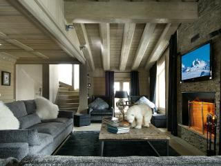 Chalet Black Pearl, Sleeps 10 - Val d'Isère vacation rentals