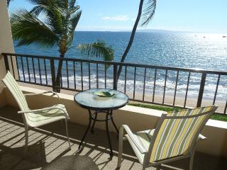 OCEANFRONT Delightful 1 BR for 2 adults - Kihei vacation rentals