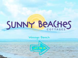 Sunny Beaches Cottages - Wasaga Beach vacation rentals