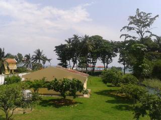E Gravana, nome do apartamento, local  calmo. - Sao Tome vacation rentals
