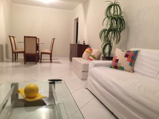 One block from the beach! Wonderful! - Guaruja vacation rentals