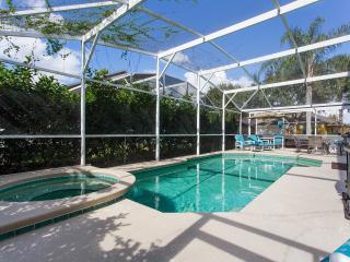 Disney Luxurious Home - poo,l Spa, cinema/gameroom - Davenport vacation rentals