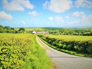 Penglanowen Fawr - Cottage with views! - Aberystwyth vacation rentals