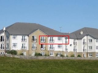 Links Apartment Top Floor - sea views - 2 bedroom - Brora vacation rentals