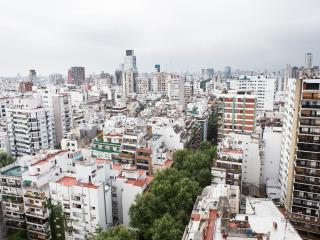 20th Floor Great View Studio 100% Equipped Palermo - Buenos Aires vacation rentals