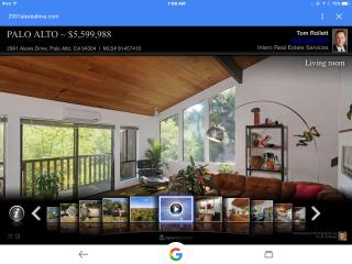 SuperBowl house for rent - Palo Alto vacation rentals