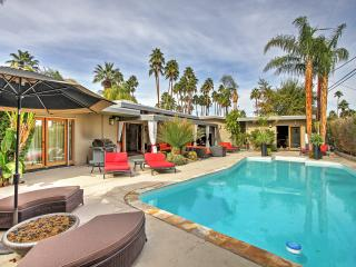Spectacular 4BR Palm Springs Home w/ Huge Private Swimming Pool! - Palm Springs vacation rentals