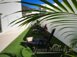 YUCCA VILLA-4 W/PRIVATE POOL, 3BD+1, 2,5BTH +1T - Costa Adeje vacation rentals
