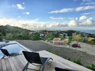 Brand New 2BDR villa with amazing view Villa N'JOY - Marigot vacation rentals