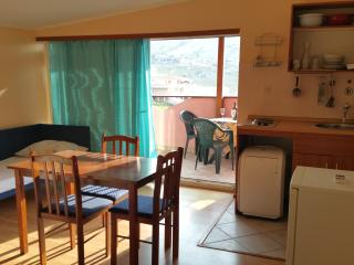 Cosy studio for 3 with a beautiful seaview - Metajna vacation rentals