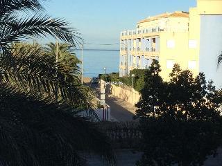Sunny Condo with A/C and Television - Denia vacation rentals