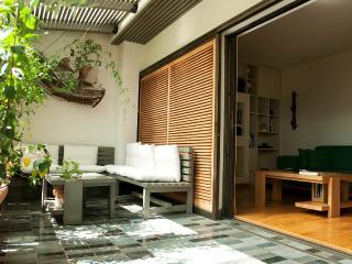 Hidesign Athens Tube Apartment in Kolonaki - Athens vacation rentals