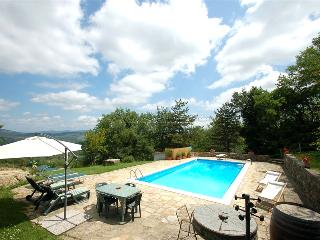 Secluded house with private pool near Florence - San Donato in Poggio vacation rentals