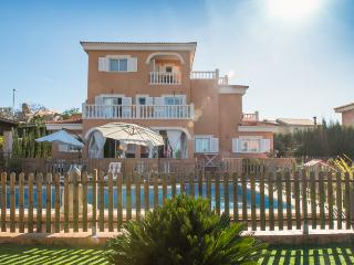 Wonderful Villa near to the beach and with pool - Llucmajor vacation rentals