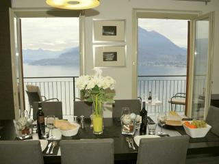 Gorgeous apartment with view on Lake Como - Perledo vacation rentals