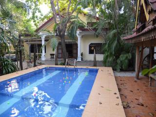Private Pool Villa set in Tropical Garden - Phnom Penh vacation rentals