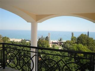 Panoramic Sea view, 70 meters from the Beach!!! - Golden Sands vacation rentals