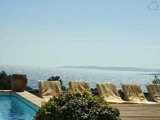 Ramira 193268 villa with magnificent sea view, shared heated pool 8 x 4 mtr. - Saint-Maxime vacation rentals