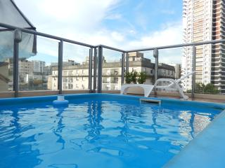 UNIQUE STUDIO WITH POOL, GYM & GREAT NEIGHBORHOOD - Buenos Aires vacation rentals