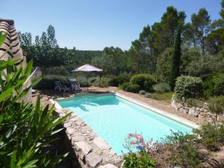 Beautiful Villa, private pool, fantastic views - Cotignac vacation rentals